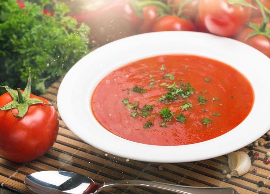 zupa pomidorowa dla karmiącej matki przepis