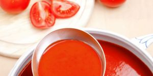 zupa, pomidorowa, kuchnia, pomidory