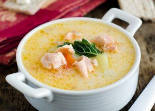 zupa, ryba, zupa rybna
