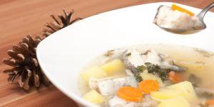 zupa rybna, przepisy dla dzieci