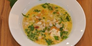 Zupa tajska - Przepis Moniki Mrozowskiej