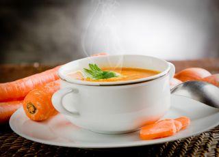 zupa z marchwii