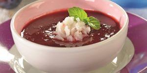 zupa ze śliwkami