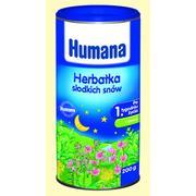 Herbatka słodkich snów marki Humana - zdjęcie nr 1 - Bangla