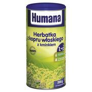 Herbatka z kopru włoskiego z kminkiem marki Humana - zdjęcie nr 1 - Bangla