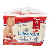 Babydream Quick Up 9-15 kg i 15-25 kg. Pielucho-majtki dla dzieci marki Rossmann - zdjęcie nr 1 - Bangla