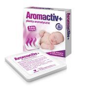 Aromactiv+, plastry aromatyczne marki Aflofarm - zdjęcie nr 1 - Bangla
