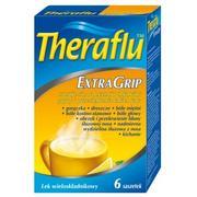 TheraFlu Extra-Grip, Proszek marki Novartis - zdjęcie nr 1 - Bangla