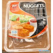 Nuggets w chrupiącej panierce marki Burger Bar - zdjęcie nr 1 - Bangla