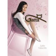 Little Lady Line, Little Cabarette, Rajstopy dziecięce kabaretki marki Gatta - zdjęcie nr 1 - Bangla