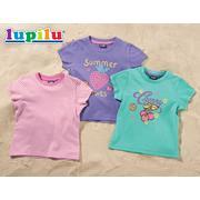 Koszulki dziewczęce z jerseyu /86-116 cm/ marki Lidl - zdjęcie nr 1 - Bangla