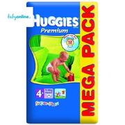 Huggies, Premium, Pieluszki Super Flex Maxi Plus 9–16 kg marki Huggies - zdjęcie nr 1 - Bangla