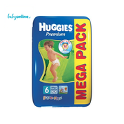 Huggies, Premium, Pieluszki Super Flex Junior 16 kg+ marki Huggies - zdjęcie nr 1 - Bangla