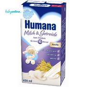 Humana, Gotowe do picia waniliowe mleko ze zbożem marki Humana - zdjęcie nr 1 - Bangla
