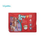 Tesco, Easy Fit, Pieluchomajtki Maxi 8–15 kg marki Tesco - zdjęcie nr 1 - Bangla