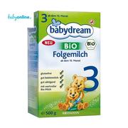 Rossmann, Babydream BIO, Mleko następne 3 dla niemowląt od 10 miesiąca życia marki Rossmann - zdjęcie nr 1 - Bangla