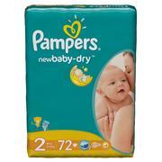 Pampers, New Baby-Dry, Pieluszki Mini (3-6 kg) marki Pampers - zdjęcie nr 1 - Bangla