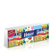 Velvet Kids, Chusteczki higieniczne marki Kimberley-Clark - zdjęcie nr 1 - Bangla