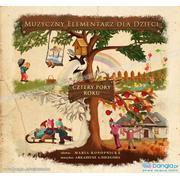 Muzyczny elementarz dla dzieci - Cztery Pory Roku marki Kidimax - zdjęcie nr 1 - Bangla