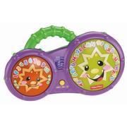 Laugh & Learn Kąpielowe Bongosy, zabawki do kąpieli marki Fisher Price - zdjęcie nr 1 - Bangla