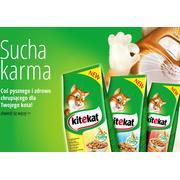 Karma sucha, różne rodzaje marki Kitekat - zdjęcie nr 1 - Bangla