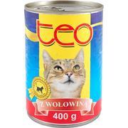 Karma mokra dla kota marki Teo - zdjęcie nr 1 - Bangla