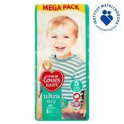 Tesco Loves Baby, Ultra Dry Pieluszki jednorazowe 5 junior 11-25 kg marki Tesco - zdjęcie nr 1 - Bangla