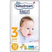 Babydream Fun&Fit, Pieluszki dla dziecka marki Rossmann - zdjęcie nr 1 - Bangla