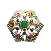 Broszka wiktoriańska marki Biżuteria Laberin - zdjęcie nr 1 - Bangla