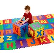 BabyOno, Puzzle podłogowe piankowe Alfabet marki BabyOno - zdjęcie nr 1 - Bangla