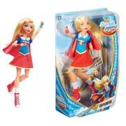 DC Super Hero Girls, Lalka Superbohaterka (Supergirl) marki Mattel - zdjęcie nr 1 - Bangla
