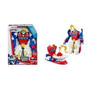 Hasbro, Transformers Rescue Bots Megabot 25 cm Playskool Heroes marki Hasbro - zdjęcie nr 1 - Bangla