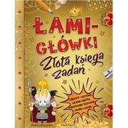 Aksjomat, Łamigłówki. Złota księga zadań marki Aksjomat - zdjęcie nr 1 - Bangla