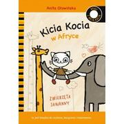 Anita Głowińska, Kicia Kocia w Afryce marki Media Rodzina - zdjęcie nr 1 - Bangla