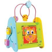 Boikido, Drewniana zabawka interaktywna (centrum edukacyjne) marki Boikido - zdjęcie nr 1 - Bangla