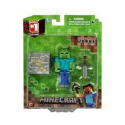 Figurki Minecraft, Steve lub Zombie marki Mojang - zdjęcie nr 1 - Bangla