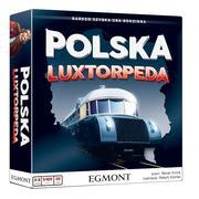 Polska Luxtorpeda, Gra planszowa (rodzinna) marki Egmont - zdjęcie nr 1 - Bangla