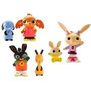 Bing, Figurki Bing i przyjaciele (CDY32) marki Mattel - zdjęcie nr 1 - Bangla