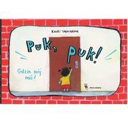 Kaori Takahashi, Puk, puk! marki Wydawnictwo Dwie Siostry - zdjęcie nr 1 - Bangla