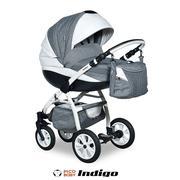 Picobaby, Indigo Wózek wielofunkcyjny Madonna 2w1 i 3w1 marki Picobaby - zdjęcie nr 1 - Bangla