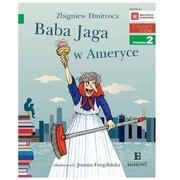 Zbigniew Dmitroca, Baba Jaga w Ameryce marki Wydawnictwo Egmont - zdjęcie nr 1 - Bangla
