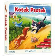 Kotek Psotek, Gra planszowa dla dzieci marki Wydawnictwo Egmont - zdjęcie nr 1 - Bangla