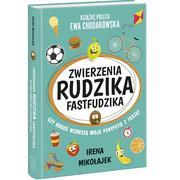 Irena Mikołajek, Zwierzenia Rudzika Fastfudzika marki Edipresse Książki - zdjęcie nr 1 - Bangla