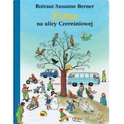 Rotraut Susanne Berner, Zima na ulicy Czereśniowej marki Wydawnictwo Dwie Siostry - zdjęcie nr 1 - Bangla