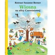 Rotraut Susanne Berner, Wiosna na ulicy Czereśniowej  marki Wydawnictwo Dwie Siostry - zdjęcie nr 1 - Bangla