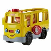 Fisher Price, Little People, Autobus Małego Odkrywcy marki Mattel - zdjęcie nr 1 - Bangla