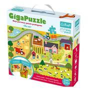 Trefl Little Planet, Giga Puzzle, Na wsi – puzzle podłogowe marki Trefl - zdjęcie nr 1 - Bangla