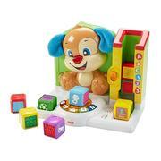 Fisher Price Ucz się i śmiej, Edukacyjna Stacja Szczeniaczka Pierwsze Słówka (FJC43) marki Mattel - zdjęcie nr 1 - Bangla