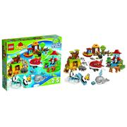 Lego Duplo, Dookoła świata (10805) marki Lego - zdjęcie nr 1 - Bangla