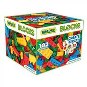 Wader, Klocki Blocks Create & Play marki Wader - zdjęcie nr 1 - Bangla